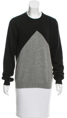 Marc JacobsMarc Jacobs Cashmere Colorblock Sweater