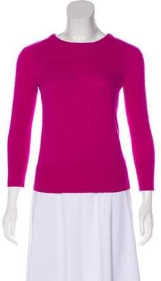 Diane von Furstenberg Knit Long Sleeve Sweater