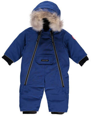 Canada Goose Lamb All-in-One Winter Coat