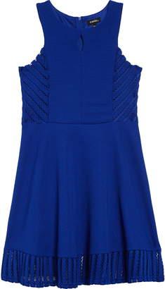 a6945bc9d460 Zunie Ottoman Skater Dress