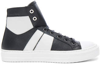 Amiri Leather Sunset Sneakers