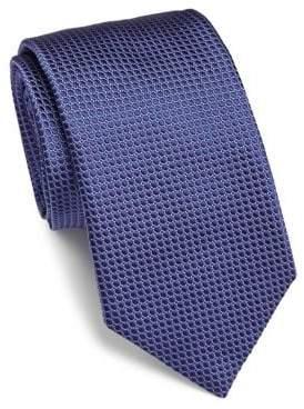 Eton Silk Dotted Tie