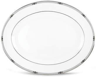 Lenox Westerly Platinum Large Oval Platter
