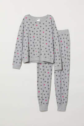 H&M Pajamas - Gray