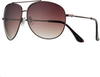 Lauren Conrad Women's Oversized Aviator Sunglasses