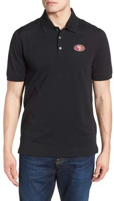 Cutter & Buck San Francisco 49ers - Advantage Regular Fit DryTec Polo
