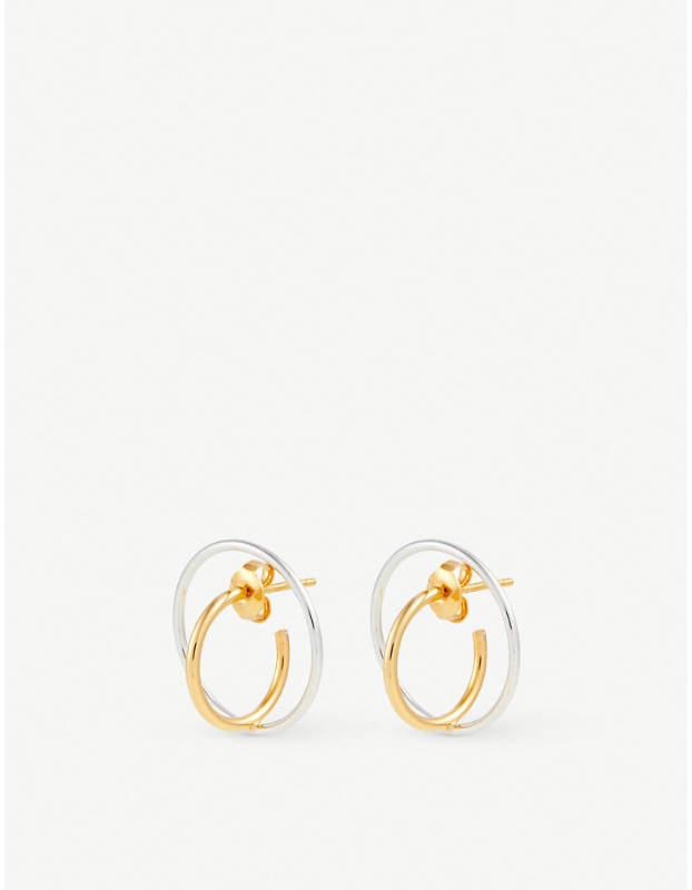 Saturn small earrings