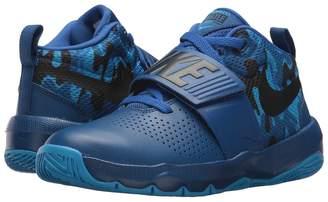 Nike Hustle D 8 Camo Boys Shoes