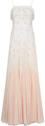 Needle & Thread Pearl Rose Cami Gown