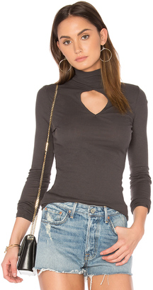 LA Made Harley Turtleneck $61 thestylecure.com