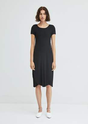 Issey Miyake Sunlight Pleats Solid Dress
