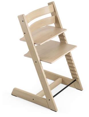 Stokke Tripp Trapp® Premium Oak Collection Chair, White