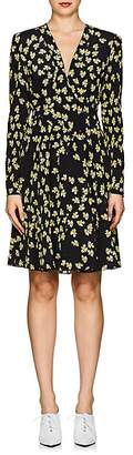 Derek Lam Women's Floral Silk Dress