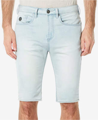 Buffalo David Bitton Men's Parker-x Light Denim Shorts