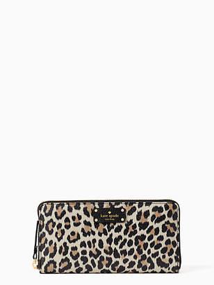 Kate Spade Grove street leopard neda
