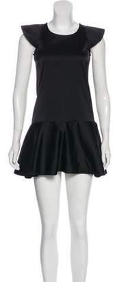 Alexis Cap Sleeve Mini Dress