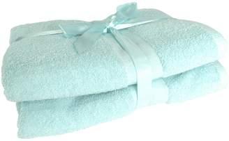Downland 2 Pack Bath Sheets 450gm