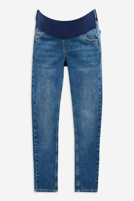 Topshop **Maternity Under The Bump Jamie Jeans