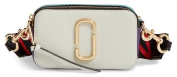 Marc Jacobs Snapshot Crossbody Bag - Grey