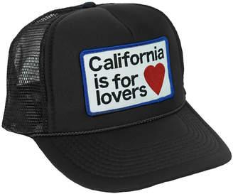93fa47d6bb7 Aviator Nation California Is For Lovers Vintage Foam Trucker Hat