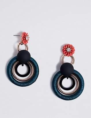 Marks and Spencer Elaborate Hoop Earrings