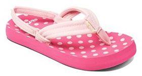 REEF Little Ahi Toddler Girls' Sandals $21.99 thestylecure.com
