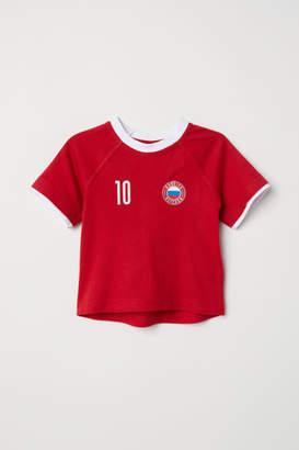 H&M Soccer Shirt - Red