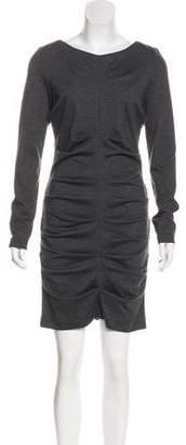 Artelier Long Sleeve Mini Dress