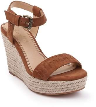 Splendid Shayla Woven Wedge Sandal