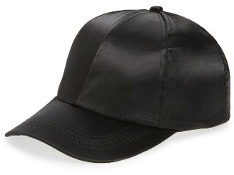Women's Collection Xiix Baseball Cap - Black $20 thestylecure.com