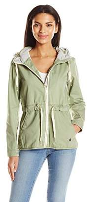 Bench Women's Casual Lightweight Jacket with Logo