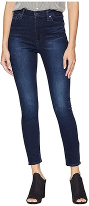 Lucky Brand Bridgette High-Rise Skinny Jeans in Fairview