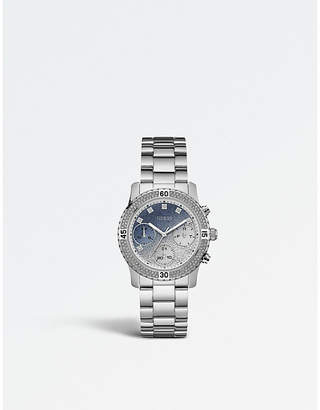 GUESS W0774L6 Confetti stainless steel watch