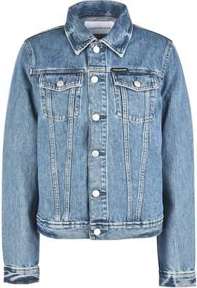 Calvin Klein Jeans Denim outerwear - Item 42683645FU