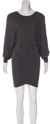 Altuzarra Long Sleeve Mini Dress