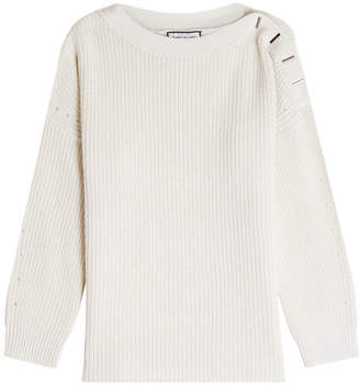 Paul & Joe Pullover with Wool and Cashmere