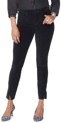 NYDJ Ami Twisted Seam Split Ankle Skinny Jeans