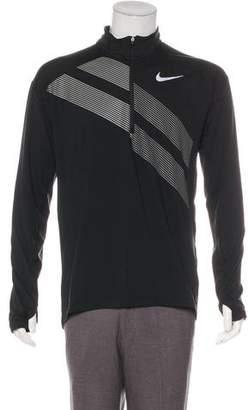 Nike Dri-Fit Half-Zip Sweater