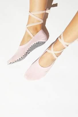 Shashi Ballet Tie Up Grip Sock