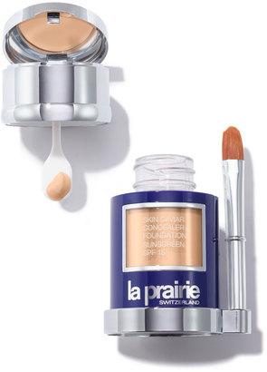 La Prairie Skin Caviar Concealer • Foundation Sunscreen SPF 15