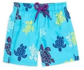 Vilebrequin Little Boy's& Boy's Jim Swim Shorts