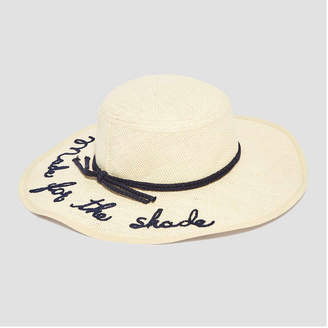 Joe Fresh Kid Girls Floppy Straw Hat