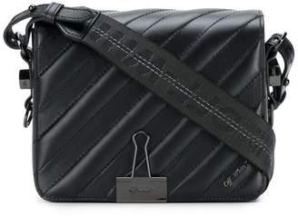 Off-White padded crossbody bag