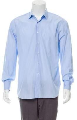Lanvin Button-Up Dress Shirt