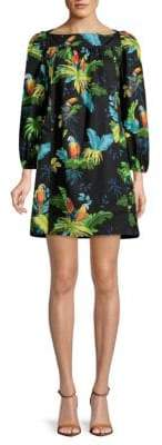 Marc Jacobs Printed Shift Dress