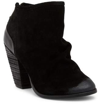 Naughty Monkey Sereena Suede Ankle Boot