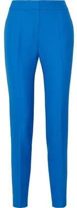 Pallas Adonis Grain De Poudre Wool Skinny Pants