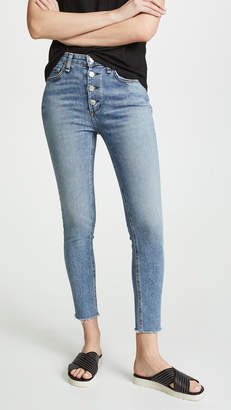 Rag & Bone Rosie Ankle Skinny Jeans