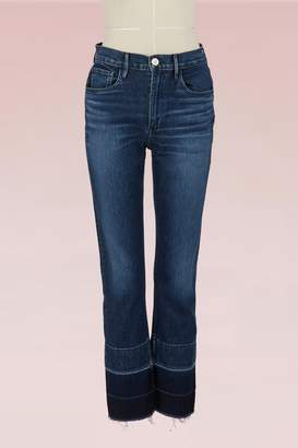 3x1 3 X 1 W4 Shelter straight-cut cropped jeans