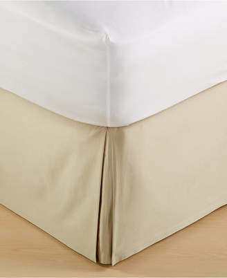 Hotel Collection Dimensions Champagne Queen Bedskirt, Created for Macy's